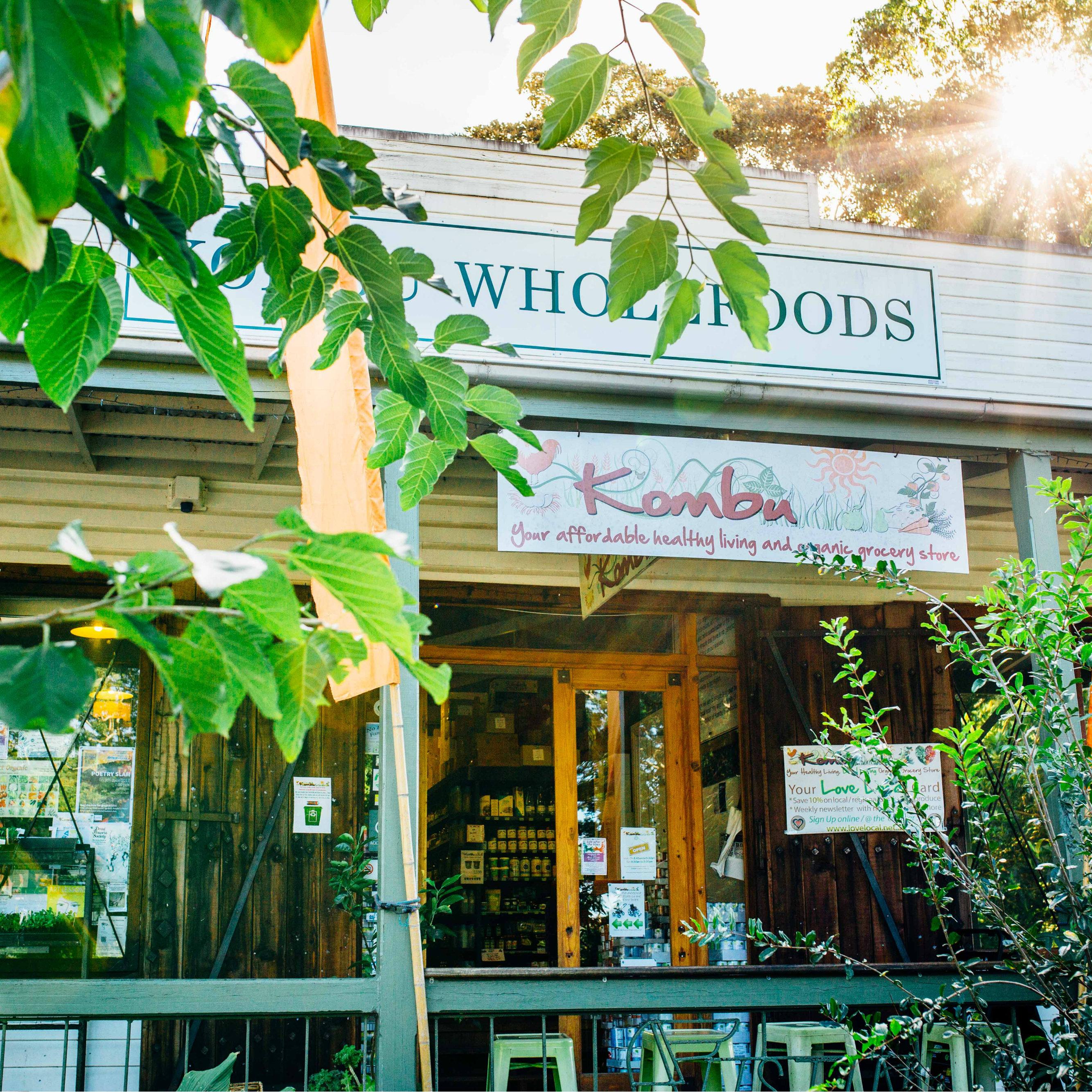 online store closed kombu wholefoods. Black Bedroom Furniture Sets. Home Design Ideas
